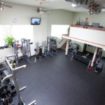 the green microgym belmont loft view