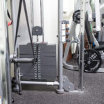 the green microgym belmont weight stack